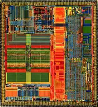 Schema a blocchi Microprocessori