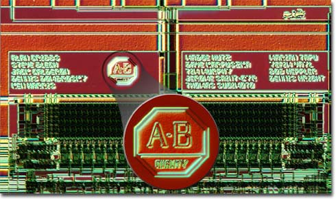 The Allen-Bradley Logo