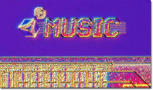 Music Semiconductors Logo