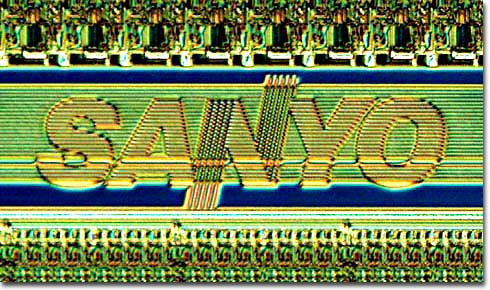 Sanyo in Silicon