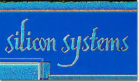 Silicon Systems Logo