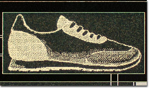 The Marathon Sneaker (Darkfield)