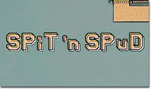 Spit 'n Spud (Brightfield)
