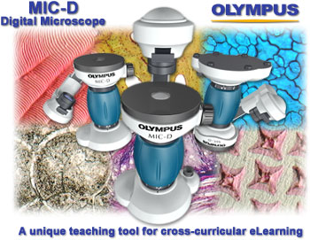 Olympus MIC-D Digital Microscope
