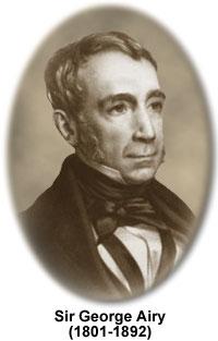George Biddell Airy (1801-1892)