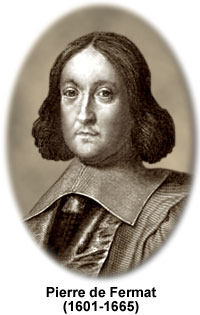 the significant contribution of pierre de fermat in mathematics If we are to make some of the following excursions into the fields of oresme's universal work such as in mathematics, musicology  (nicole oresme und der.